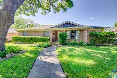 Single Family Home For Sale: 5804 Twineing Street