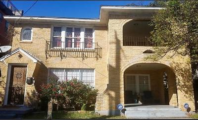 Dallas Multi Family Home For Sale: 5925 Ross Avenue #2