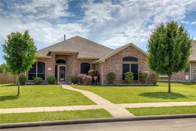 Royse City, Union Valley Single Family Home Active Option Contract: 301 Welch Drive