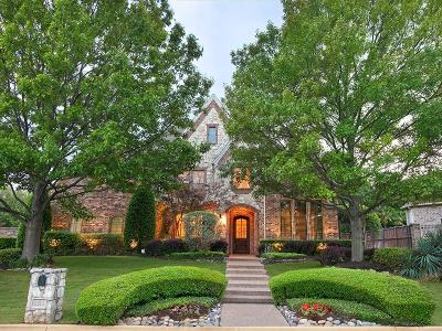 Southlake Single Family Home For Sale: 2712 York Court