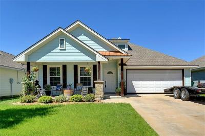 Springtown Single Family Home For Sale: 245 Firefly Drive