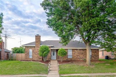 Wylie Single Family Home For Sale: 120 Windsor Drive