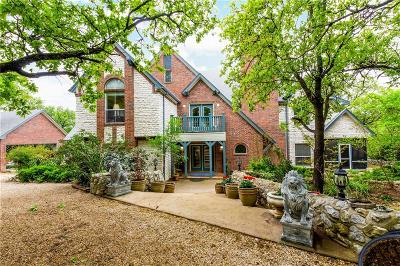 Dallas County, Denton County, Collin County, Cooke County, Grayson County, Jack County, Johnson County, Palo Pinto County, Parker County, Tarrant County, Wise County Single Family Home For Sale: 1051 Turquoise Lane