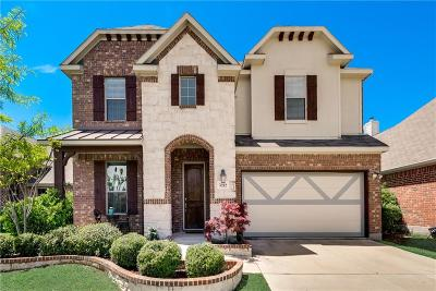 Frisco Single Family Home For Sale: 5212 Seashore Lane