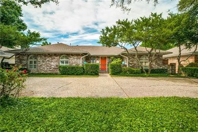 Lake Highlands Single Family Home For Sale: 9304 Raeford Drive