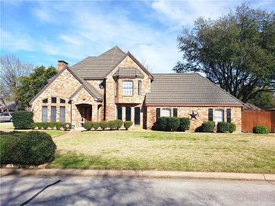 Hurst Single Family Home Active Option Contract: 532 Sunset Drive
