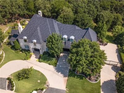 Flower Mound Single Family Home For Sale: 5304 River Hill Drive