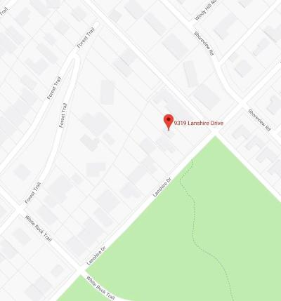 Dallas Residential Lots & Land For Sale: 9319 Lanshire Drive