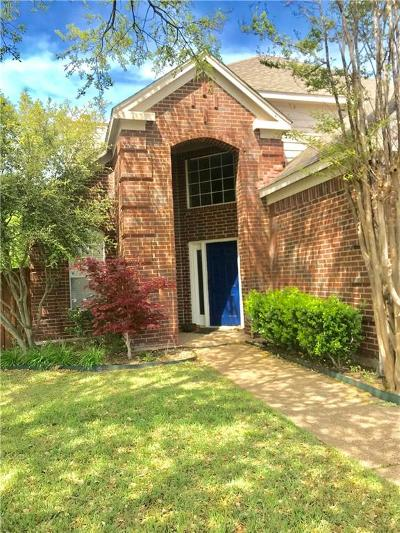 Plano Single Family Home For Sale: 4229 Saint Albans Drive