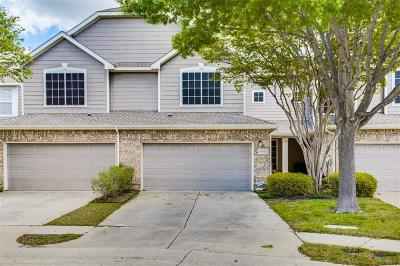 Plano Townhouse For Sale: 10032 Dryden Lane
