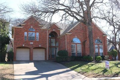 Grapevine Residential Lease For Lease: 2141 Idlewood Drive