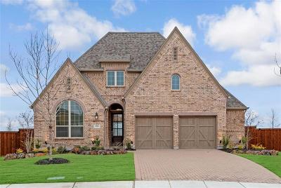 Prosper Single Family Home For Sale: 810 Ashbury Lane