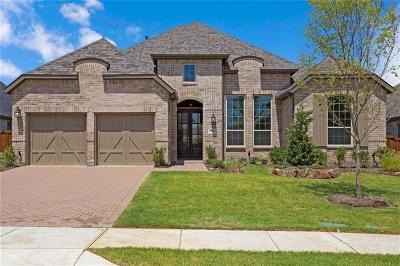 Prosper Single Family Home For Sale: 1950 Foxglen Drive