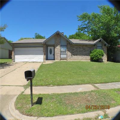 Fort Worth Single Family Home For Sale: 1224 Whittenburg Drive
