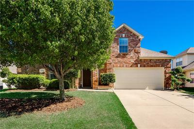 Mansfield Single Family Home For Sale: 4404 Meadow Knoll Lane