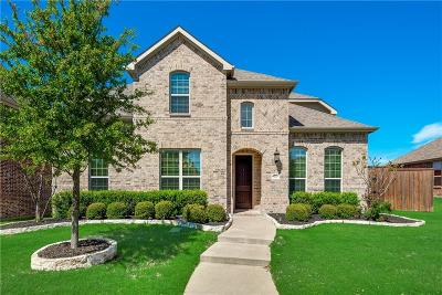 Frisco Single Family Home For Sale: 8811 Markham Drive