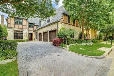 Dallas Single Family Home For Sale: 79 Abbey Woods Lane