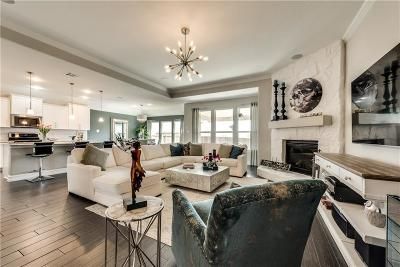 Fort Worth TX Single Family Home For Sale: $339,500