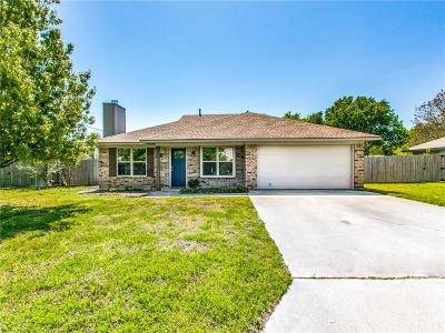 Krum Single Family Home For Sale: 7 Finley Circle