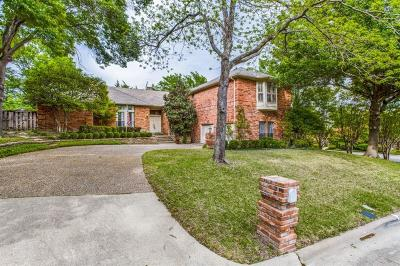 McKinney Single Family Home For Sale: 2701 Colonial