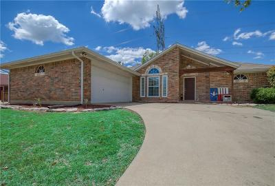 Lewisville Single Family Home For Sale: 1534 Snow Trail