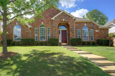Plano Single Family Home For Sale: 3112 Spring Grove Drive