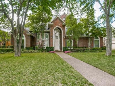 Single Family Home For Sale: 5608 Brushy Creek Trail