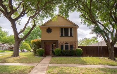 Lewisville Single Family Home For Sale: 1801 Water Oak Drive