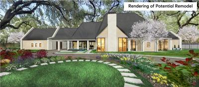 Preston Hollow Single Family Home For Sale: 10040 Gaywood Road