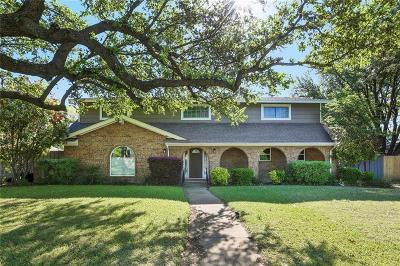 Dallas Single Family Home For Sale: 14546 Overview Drive