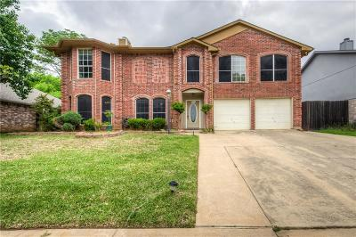 Corinth Single Family Home For Sale: 2112 Meadowview Drive