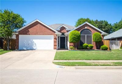 Fort Worth Single Family Home For Sale: 9053 San Joaquin Trail