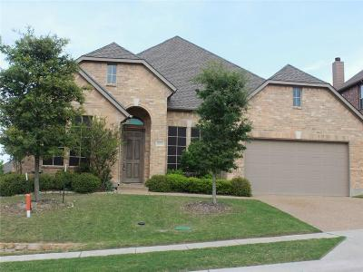 Mckinney Single Family Home For Sale: 600 Excalibur Drive
