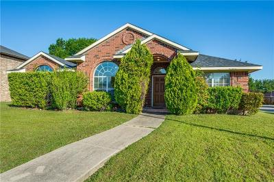 Mesquite Single Family Home For Sale: 2503 Whitetail Drive