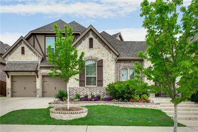 Frisco Single Family Home Active Option Contract: 13052 Dolomite Drive