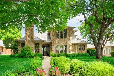 Plano Single Family Home For Sale: 1501 Thames Drive