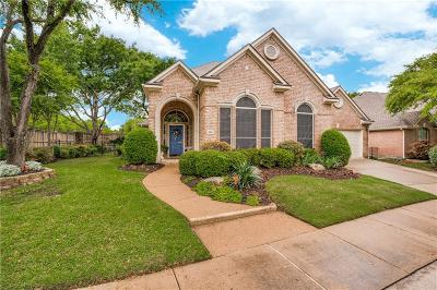 McKinney Single Family Home For Sale: 810 Lake Point Circle