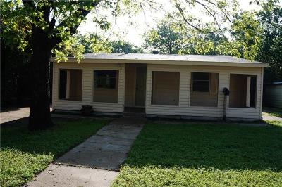 Richland Hills Single Family Home For Sale: 2818 Dogwood Park Drive