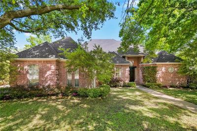 Southlake Single Family Home Active Option Contract: 301 Donley Court