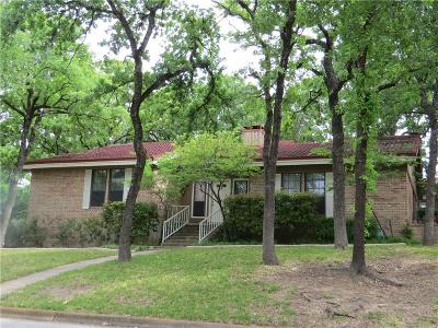 Azle Single Family Home For Sale: 436 Lake Terrace Drive
