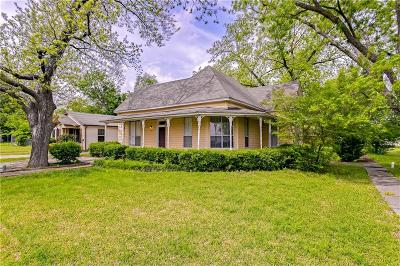Wylie Single Family Home For Sale: 100 S 3rd Street