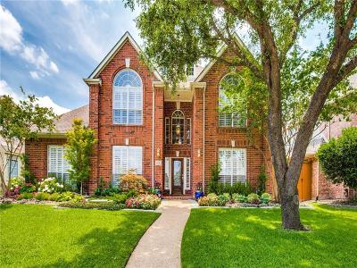 Dallas County, Denton County, Collin County, Cooke County, Grayson County, Jack County, Johnson County, Palo Pinto County, Parker County, Tarrant County, Wise County Single Family Home For Sale: 6308 Brimwood Drive