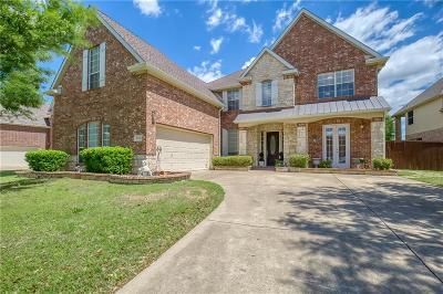 Rowlett Single Family Home For Sale: 8306 Lighthouse Drive