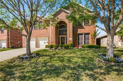 Frisco Single Family Home For Sale: 1152 Pelican Drive