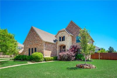 Prosper Single Family Home Active Kick Out: 1200 Cedar Springs Drive