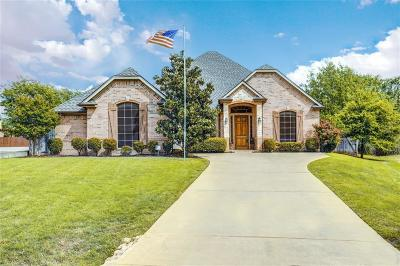 Fort Worth Single Family Home Active Option Contract: 9704 Wagon Court