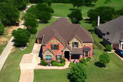 Fort Worth Single Family Home For Sale: 12332 Indian Creek Drive