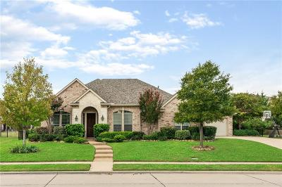 McKinney Single Family Home For Sale: 700 Mallard Lakes Drive