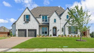 Prosper Single Family Home For Sale: 1700 Star Trace Parkway