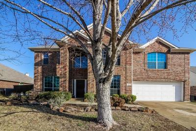 Wylie Single Family Home For Sale: 3202 Reagenea Drive
